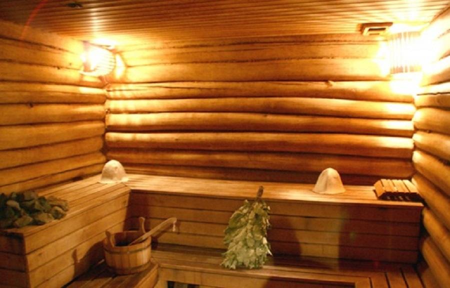 Деревянные бани фото внутри