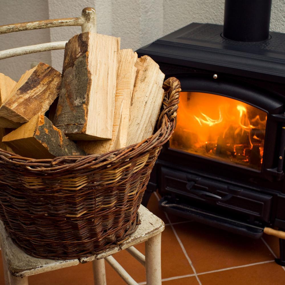 Какие дрова выбрать для отопления частного дома в февральские морозы 65
